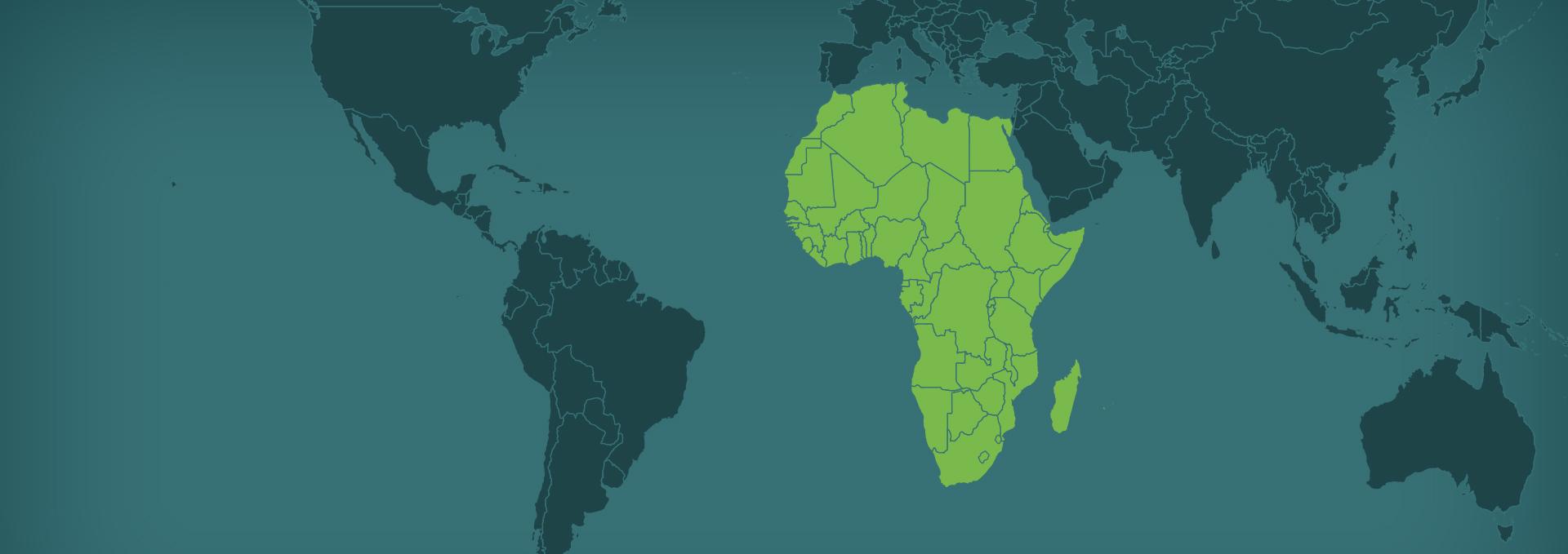 Mtarget en Afrique