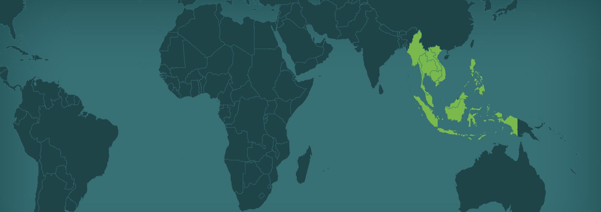 Mtarget en Asie